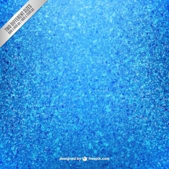 Blue Glitter fond