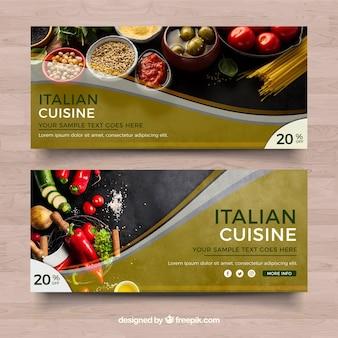 Bon d'achat italien