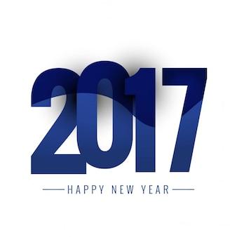 Bonne Année 2017 background