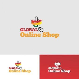 Boutique en ligne de conception de logo