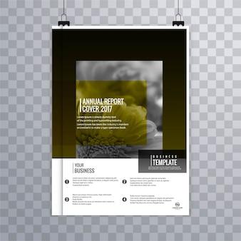 Brochure commerciale moderne