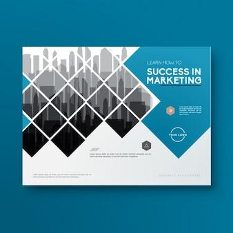 Brochure d'affaires modèle