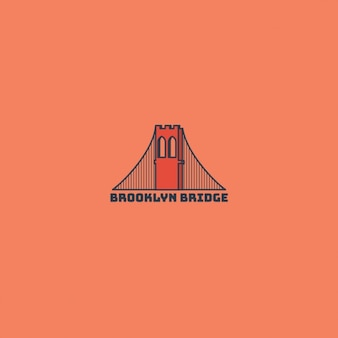 Brooklyn bridge logo