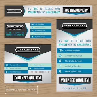 Business banner design