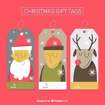 Cadeau de Noël Balises Set