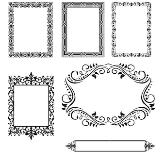 Cadres décoratifs 1