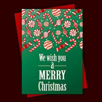 Cartes de voeux de Noël