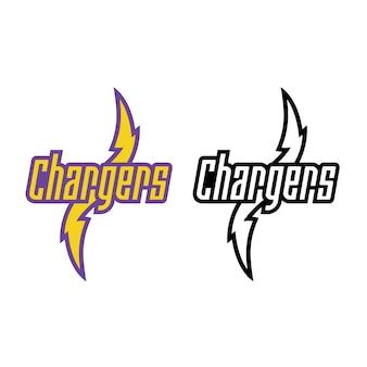 Chargeurs-logo-vector-set