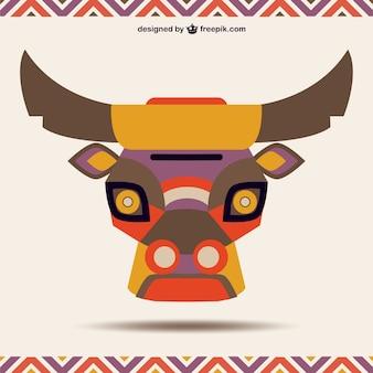 Chinois signe du zodiaque de bœufs