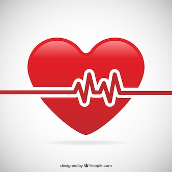 Coeur cardiogramme