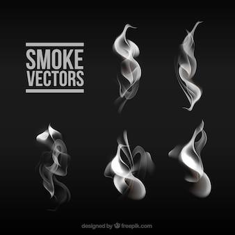 collecte de fumée