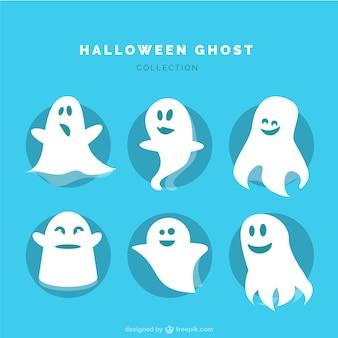 Collection de fantômes pour Halloween