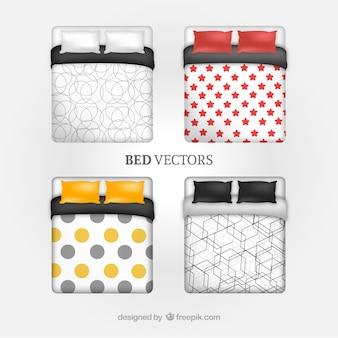Collection de lits