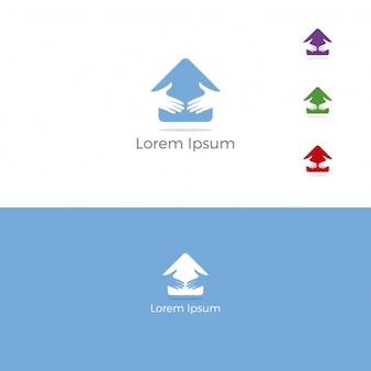 Collection de logo de maison