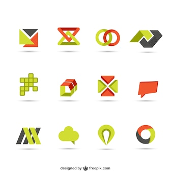 Collection logotypes