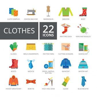 Collection Vêtements icônes
