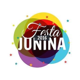 coloré 2016 festa junina fond