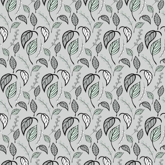 Coloré leafs design pattern