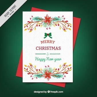 Conception de cartes de Noël