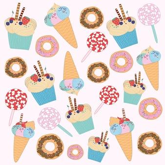 Conception de la crème glacée