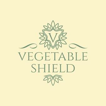 Conception de logo végétal