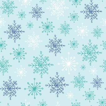 Conception de modèle d'hiver