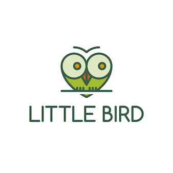 Conception du logo Bird