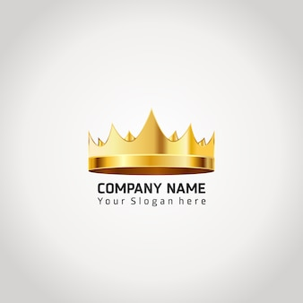 Conception du logo de la Couronne