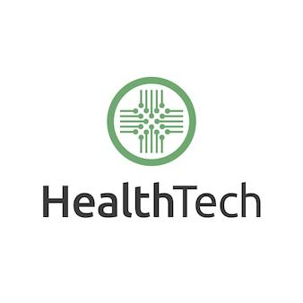 Conception du logo de santé