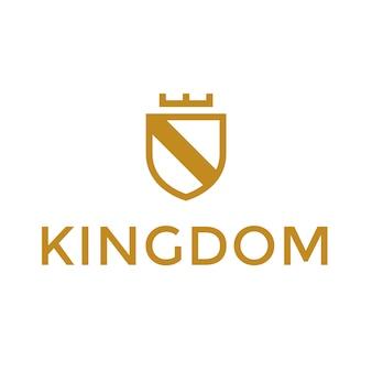 Conception du logo Shield