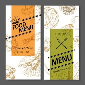 Conception du menu des restaurants