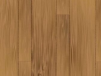 Conception intérieure de modèle en bois réaliste