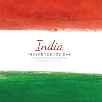 Contexte de l'Inde Independende Day