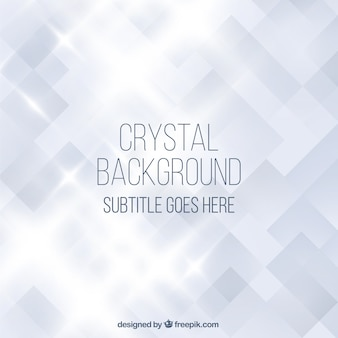 Cristal fond