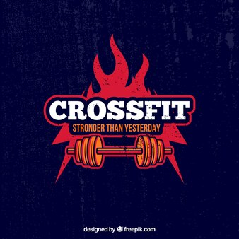 Crossfit background