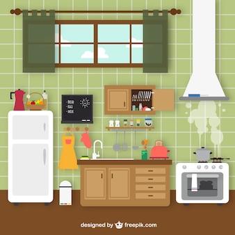 Chef de cuisine vecteurs et photos gratuites for Conception cuisine 2d