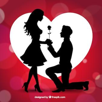 Déclaration d'amour