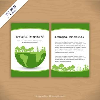 Dépliant écologique