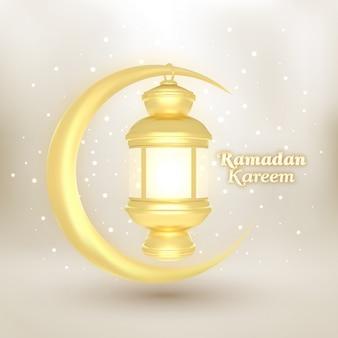 Design de fond du Ramadan
