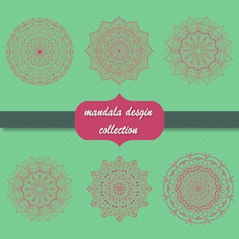 Design de la collection Mandala