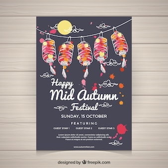 Design de la mi-automne