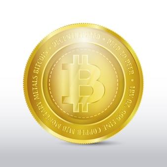 Design de pièces d'or