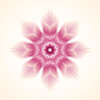 Design fleur fond