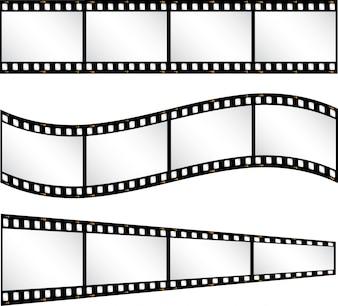 Différents fonds de film