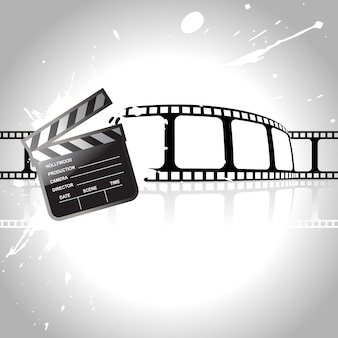 Direction de tir de film avec bobine
