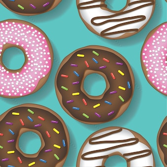 Donut répétition