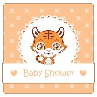 Tigre blanc vecteurs et photos gratuites - Bebe tigre mignon ...