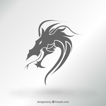 Dragon de logo