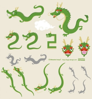 Dragon oriental 2