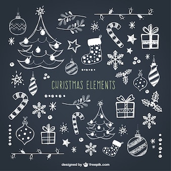 Elements Christmas Collection